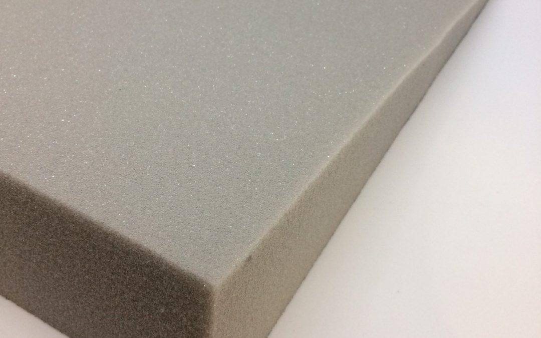 Schaumstoff-Keil, grau